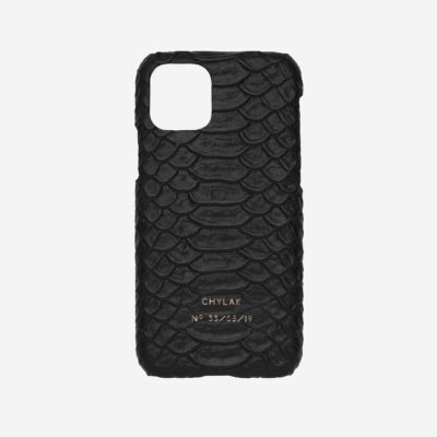 "iPhone Case ""black python"""