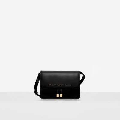 "Mini Belt Bag ""glossy black"""